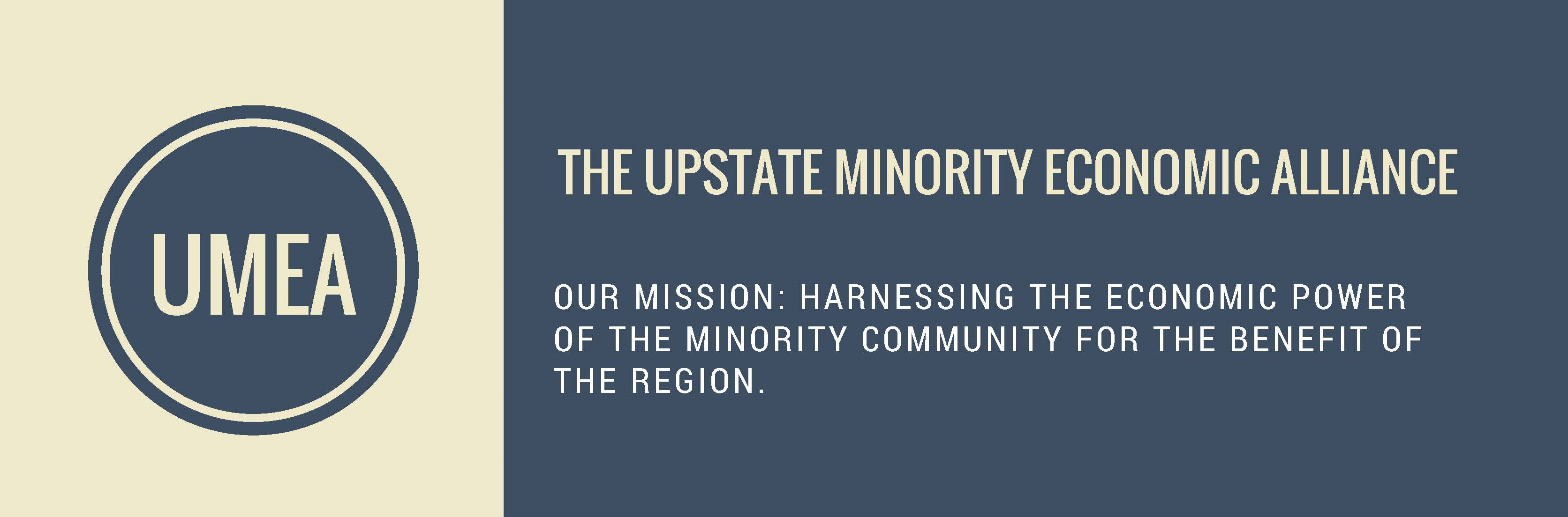 The Upstate Minority Economic Alliance